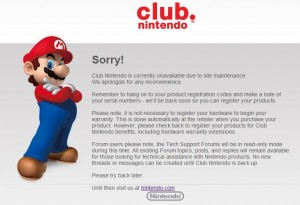 club_nintendo_maintenence