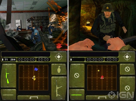First Call of Duty: Black Ops DS screenshots. July 27th, 2010 Posted in DS,